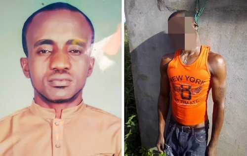 Man Killed On A Hanging Rope After Visiting Wife's Village To Resolve Quarrel (Photos)