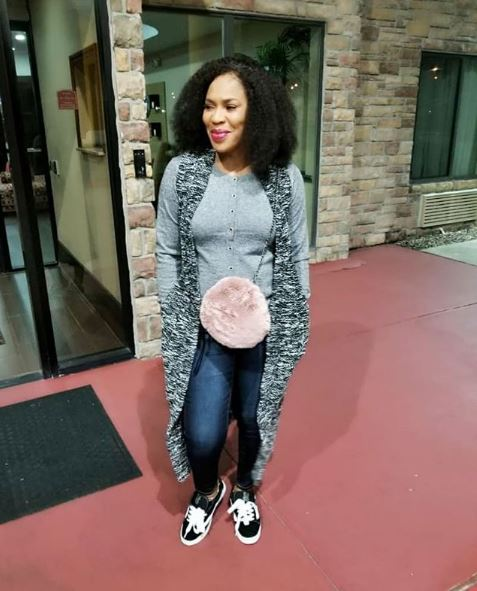 Image result for Between Fathia Balogun, 49, and a 30-year old young man who wanted to date her