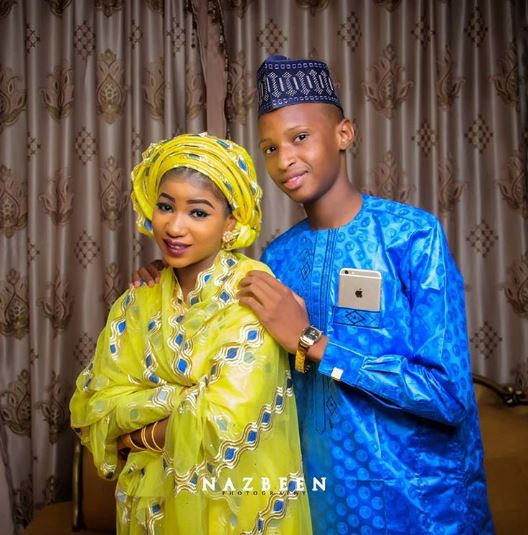 Image result for 17 yr old boy married 15 yr old