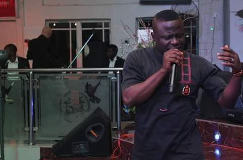 Picture of MC Tom who shares a striking resemblance with the alleged fake pastor