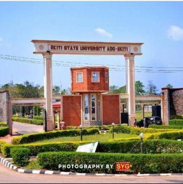 Ekiti State University, Ado-Ekiti,