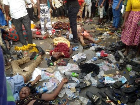 President Buhari Mourns Death Of APC Supporters In Port-Harcourt 1