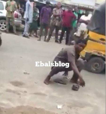 Man 'Runs Mad' After S*x With Prostitute At Brothel In Surulere, Lagos 2