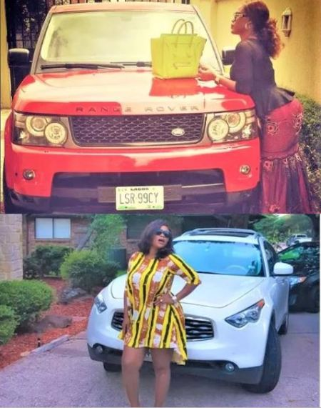 Actress, Daniella Okeke's Car Collection Will Leave You In Shock (Photos) 6