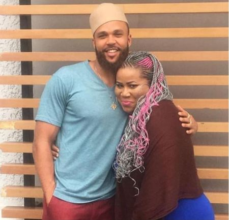 Actress Chigul Spotted With Nigerian-American Singer, Jidenna 1