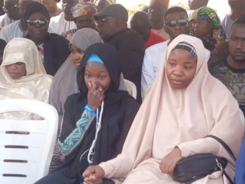 Photos From The Funeral Of 5 Nigeria Air Force Personnel Killed In Borno Helicopter Crash 4