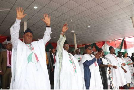 Atiku Pulls Huge Crowd In Buhari's 'Stronghold' (Photos)