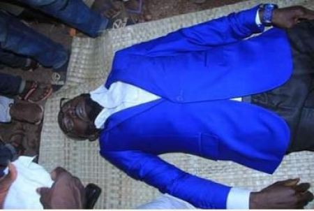 Heartbreaking: Man Dies A Day Before Getting Married, Buried On His Wedding Day (Photos)