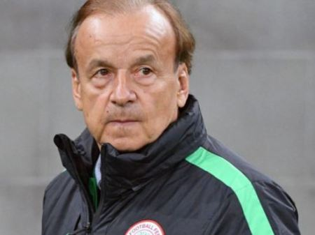 AFCON: NFF Owing Gernot Rohr Since January 1