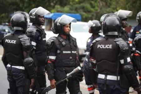 Nigerian man arraigned in Ghana