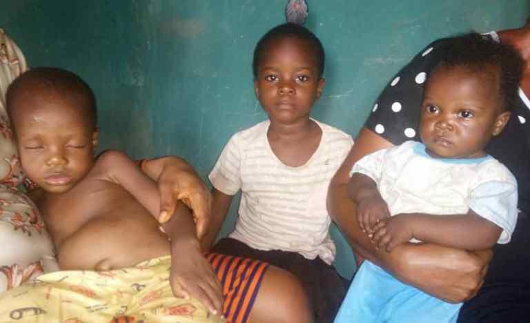 traffcked kids rescued