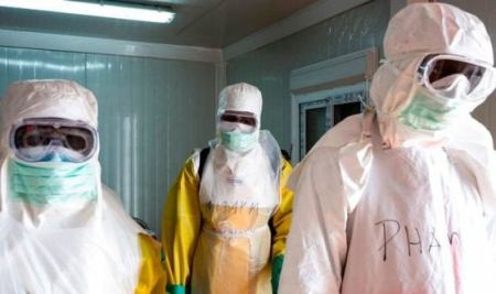 Ebola workers killed