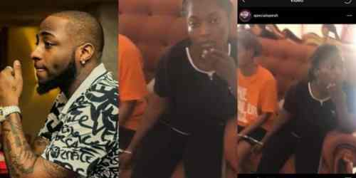 Davido arrests accusers
