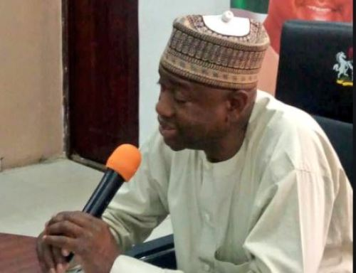 Secretary To The Niger State Government (Ssg), Alhaji Ahmed Ibrahim Matane