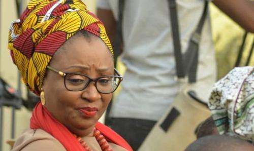 Hadiza El-Rufai, first lady of Kaduna state