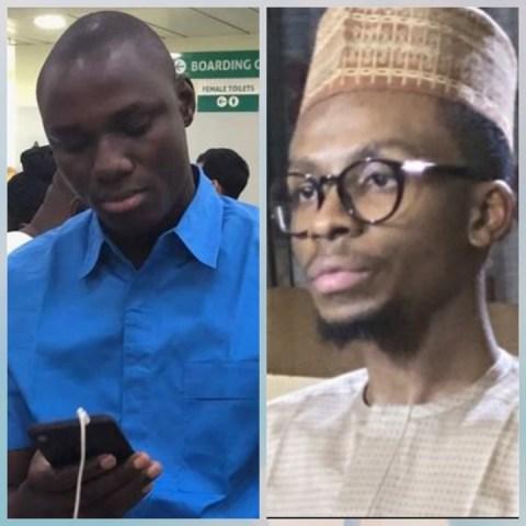 Samuel Ogundipe And Bello El-Rufai