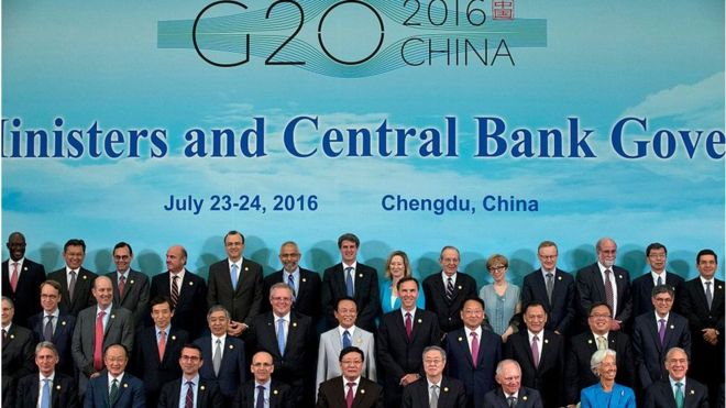 China G20 To Grant Nigeria Debt Relief