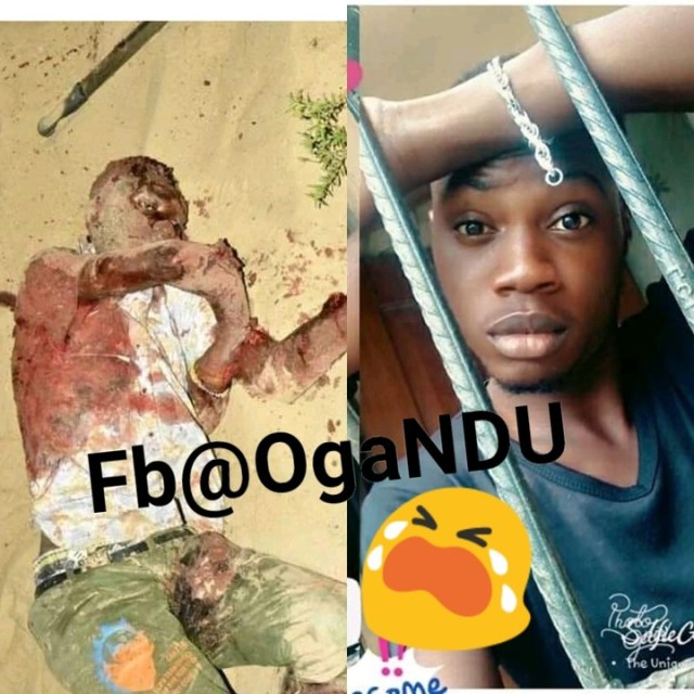 200 Level Geology Student Butchered In Cultist Reprisal Attack