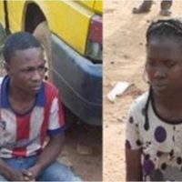 Mother Gives Out Her 12-year-old Daughter To Sleep With 26-year-old Man For Money (Photo)