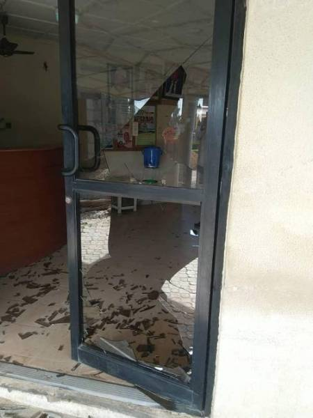 FMC1 - Docs Flee As Gunmen Disrupt COVID-19 Assembly At Federal Medical Centre In Lokoja