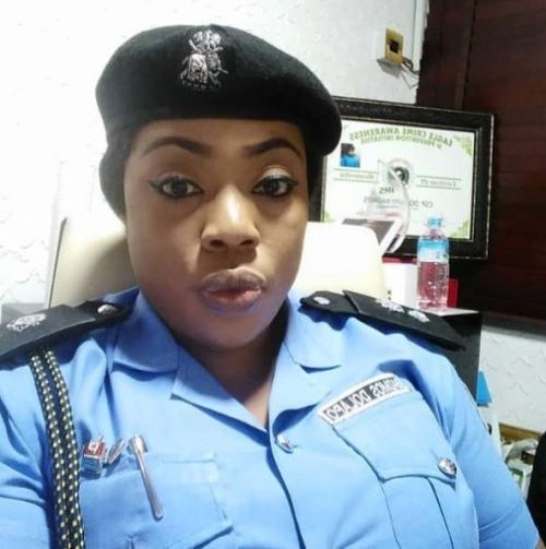 Dolapo - High Police Officer Reveals How To Establish Scammer