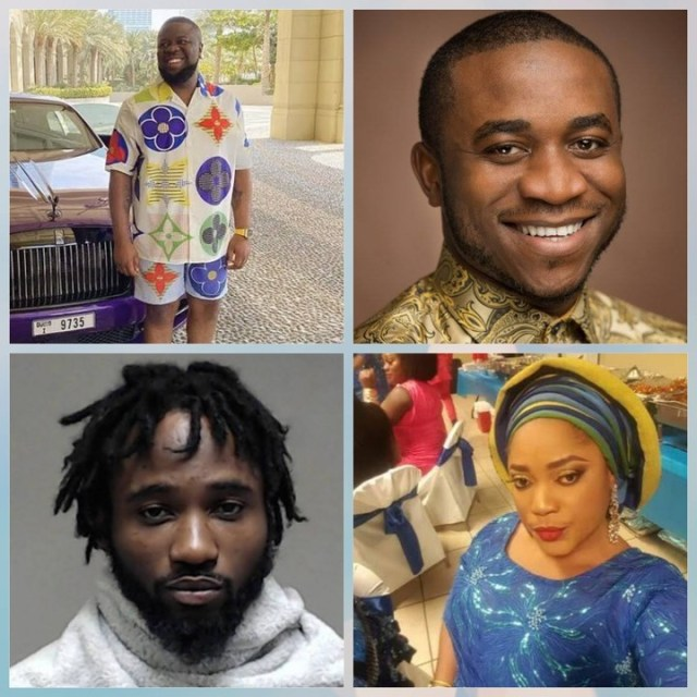 List of Nigerians charged arrested and charged for fraud abroad