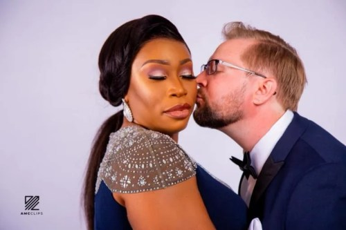 debi3 - Fabulous! 40-year-old Nigerian Lady Will get Engaged To Oyinbo Lover On Her Birthday (Pictures)