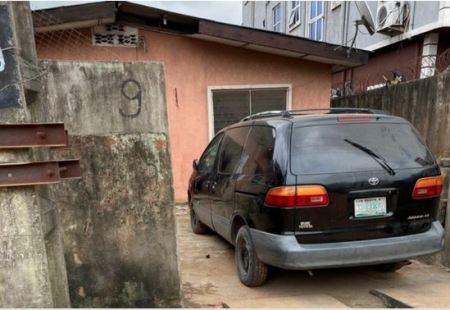 slum%20hush1 - See The Lagos Slum The place Hushpuppi Purchased Meals On Credit score And Washed Vehicles To Survive (Pictures)