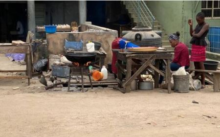 slum%20hush4 - See The Lagos Slum The place Hushpuppi Purchased Meals On Credit score And Washed Vehicles To Survive (Pictures)