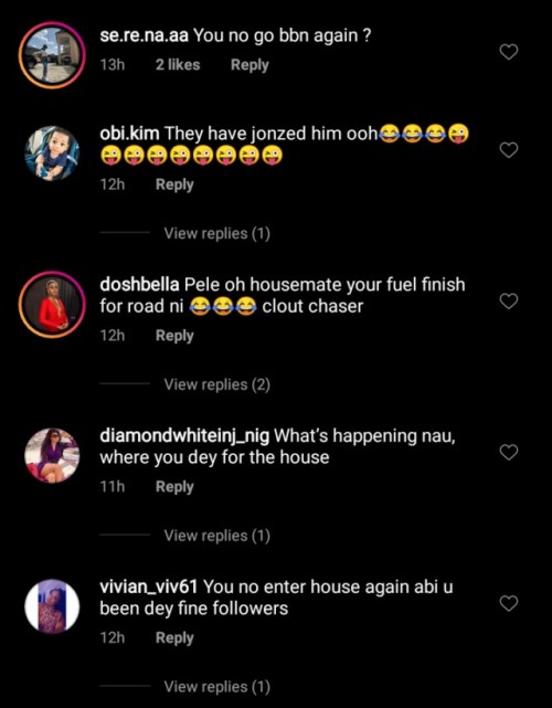 boogie1 - Nigerians Mock Cross-dresser For Mendacity About Being A #BBNaija2020 Housemate