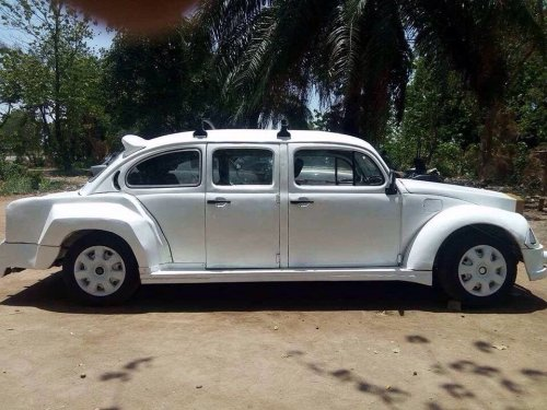 Modibo1 - Gifted Nigerian Man Converts Volkswagen Beetle Into Rolls Royce Reproduction (Picture)
