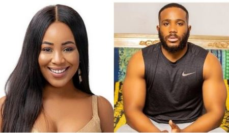 """#BBNAIJA"""""""" 2020: Why I Cannot Be In A Relationship With Kiddwaya - Erica Speaks"""