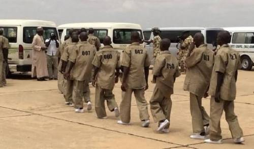 Repentant Boko Haram terrorists to be reintegrated into the society