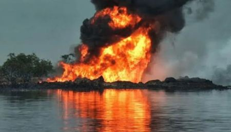 Commotion As Gas Explosion Kills Three Teenagers In Bayelsa State