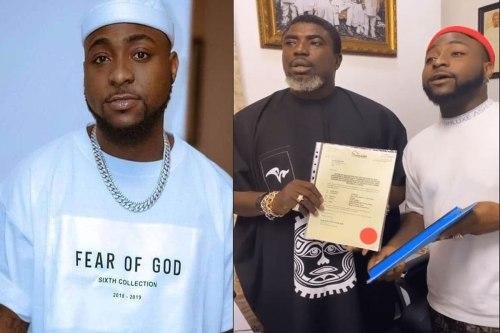 Davido buys new mansion