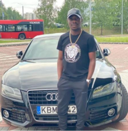 Lekki Guys Feel Rich With N3M In Their Account, But Guys In Europe Feel Broke With N20M - Mc Oluomo'S Son