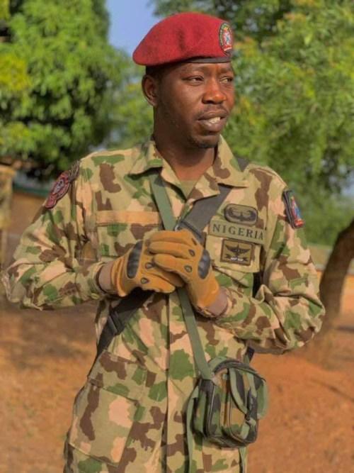 Oh No! Bandits Kill Nigerian Air Force Officer In Kaduna Three Weeks To His Wedding (Photos)