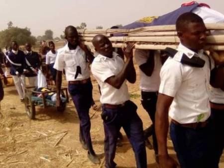 Chibok burial