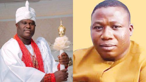 Oooni of Ife and Igboho