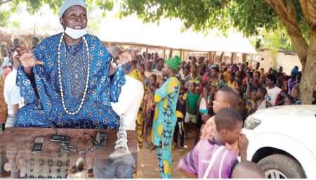 Ogun villagers