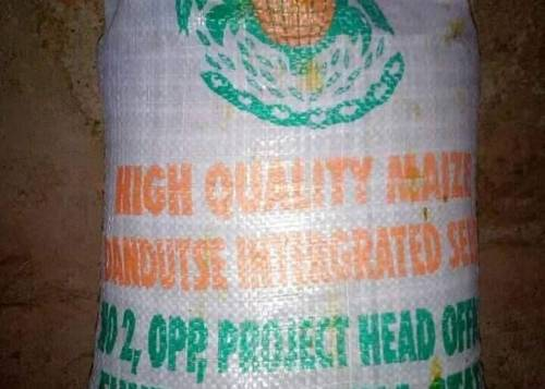 Expired rice shared as ramadan package