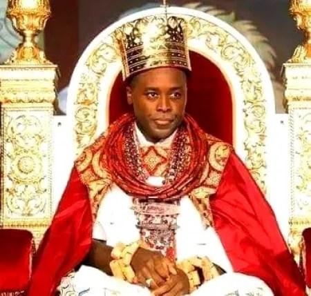 Olu of Warri, his Royal Majesty, Ogiame Atuwatse III