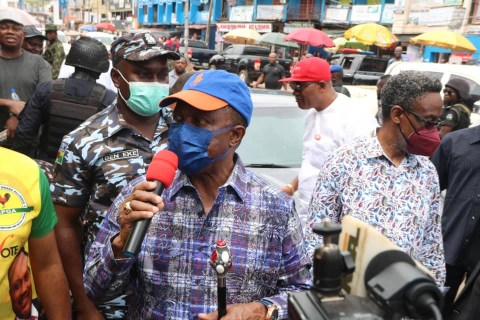 Willie campaigns against IPOB