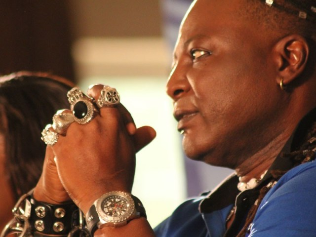 Image result for charly boy daughters wedding abuja