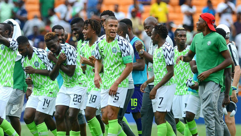 Image result for Super Eagles players boycott conference, protest unpaid allowances