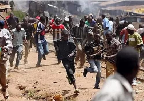 Man Who Was Nearly Killed Inside A Forest In Taraba, Tells Surprising Story Of How He Escaped