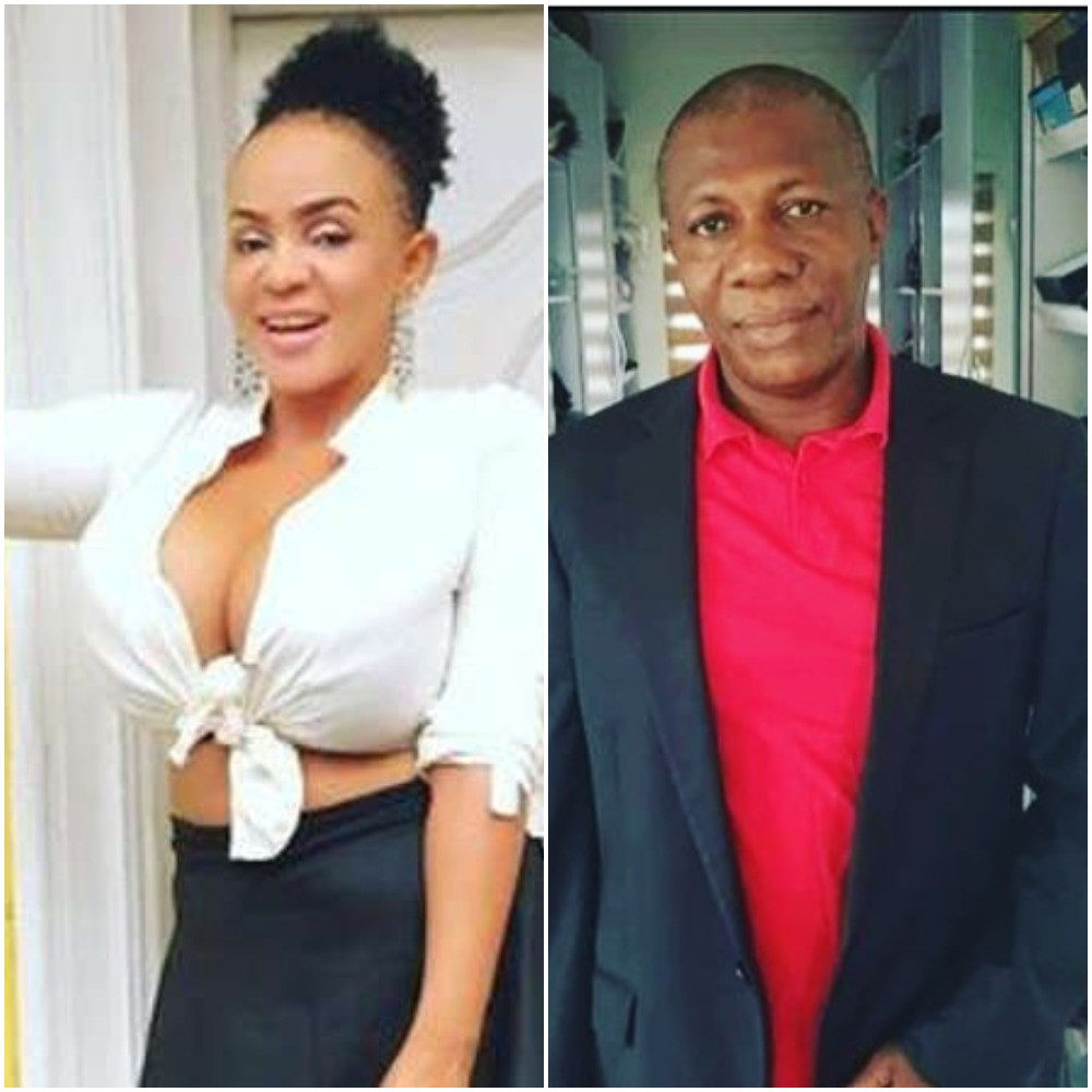 Your Silence Killed Me During S*x-With-Dog Scandal' - Cossy Orjiakor Hits  Out At Late Chico Ejiro