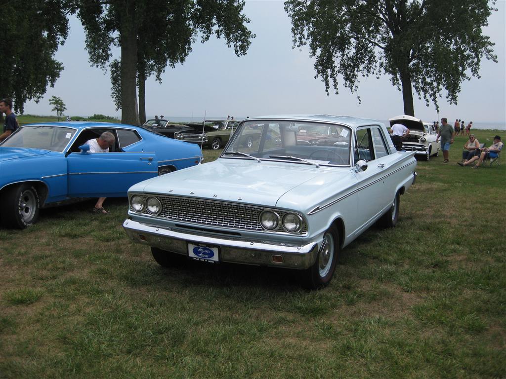 1966 427 Fairlane 500 Sedan