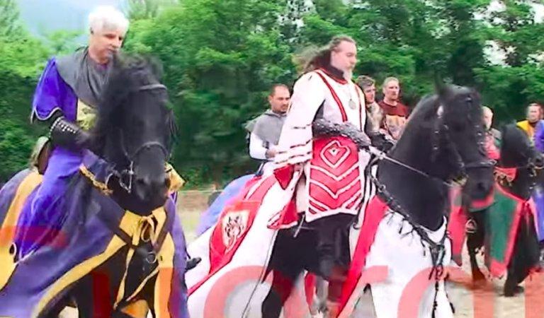 Il Trono di Spade a Cuorgnè: ritorna il Torneo di Maggio di Re Arduino