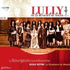 Jean–Baptiste Lully:Le Bourgeois GentilhommeLa Sinfonie du Marais – Hugo ReyneAccord 472 512–2